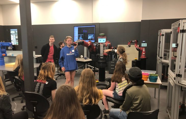 YOUNG WOMEN IN TECHNOLOGY CONFERENCE